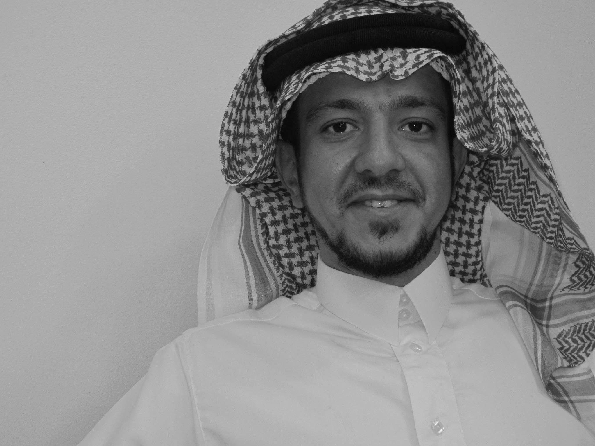 خالد بن عبد الرحمن العرفج Headshot