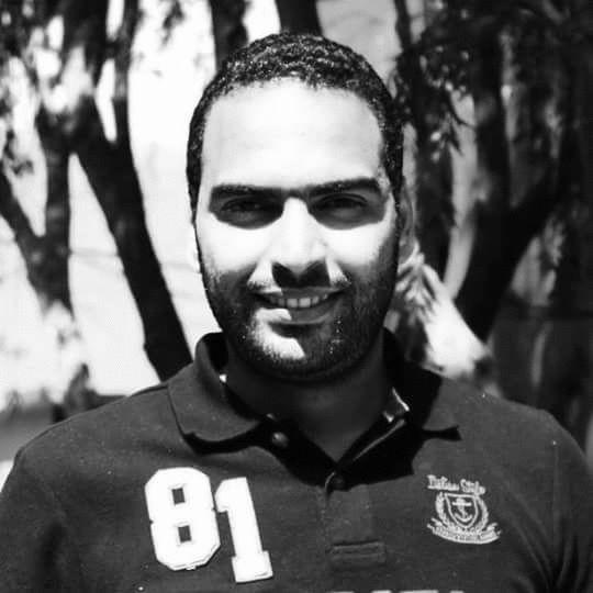 خالد حضري Headshot