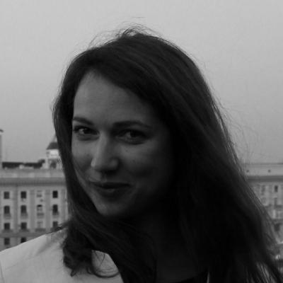 Kirsten Staudt Headshot