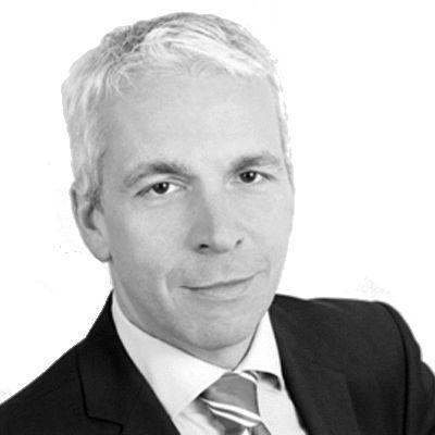 Prof. Dr. Klaus Goldhammer  Headshot