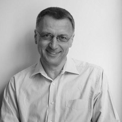 Prof. Klaus Neumann Headshot