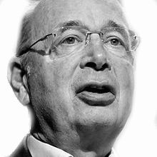 Prof. Klaus Schwab Headshot