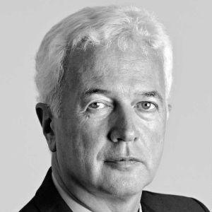 Prof. Dr. Klaus Segbers Headshot