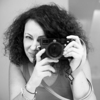 Lara Platman Headshot