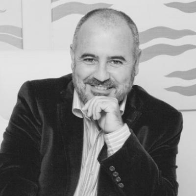 León Fernando del Canto  Headshot