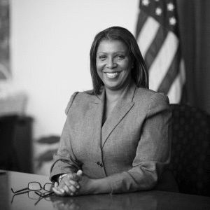 Letitia James Headshot