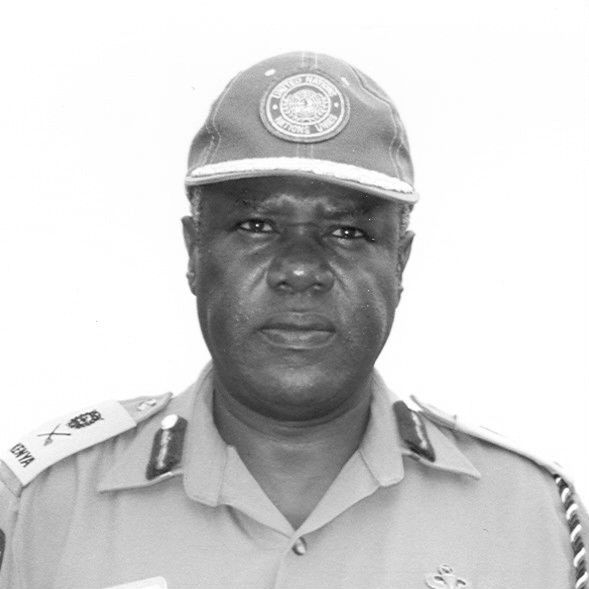 Lieutenant-General (rtd) Daniel Opande