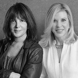 Linda Kaplan Thaler and Robin Koval Headshot