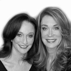 Lisa Friedman Bloch and Kathy Kirtland Silverman