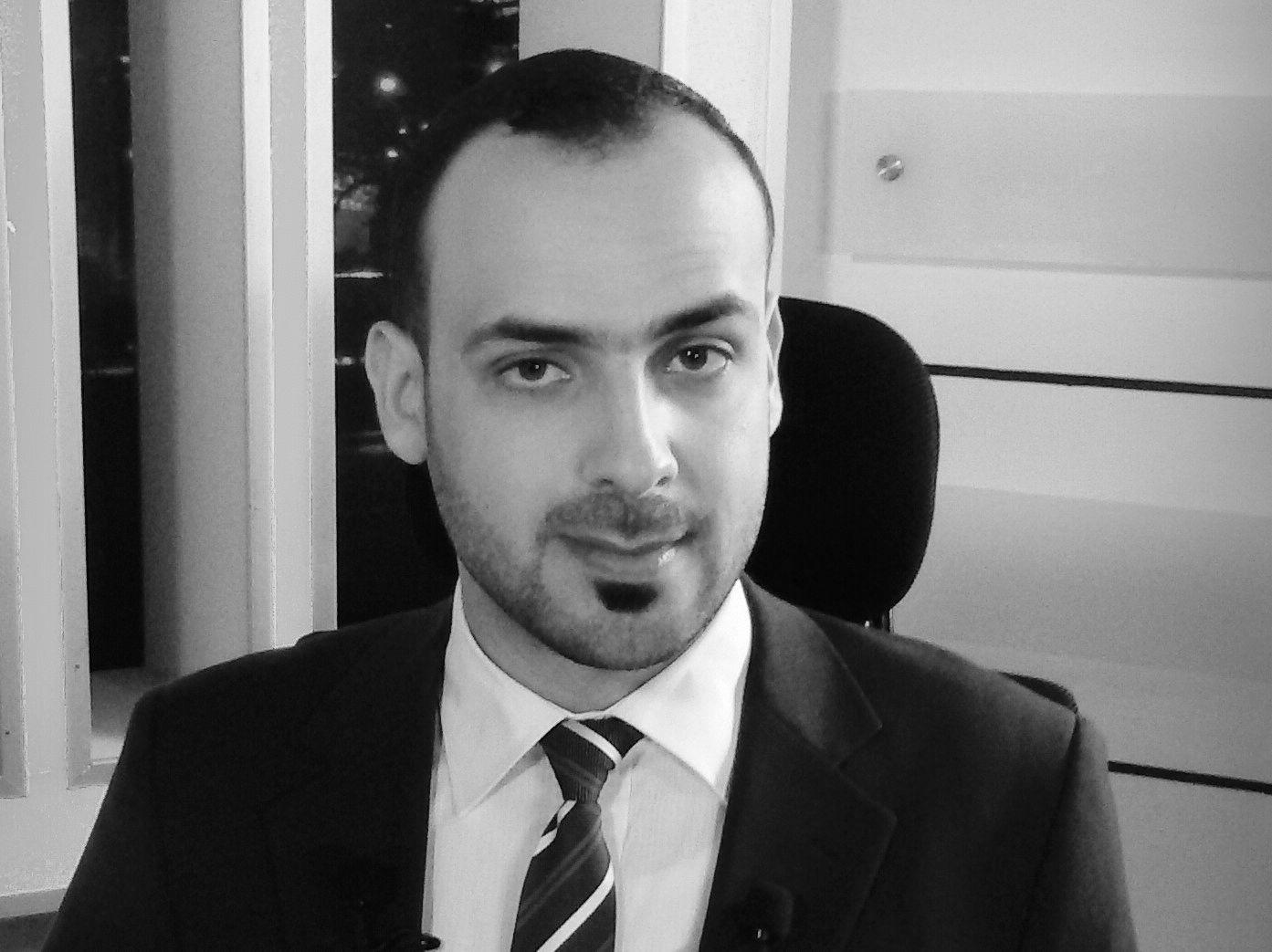 لؤي عبد الهادي Headshot