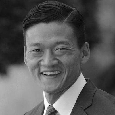 Lt. Dan Choi Headshot