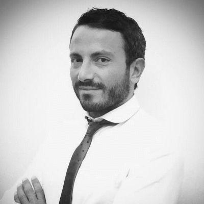 Luca Crispino Headshot