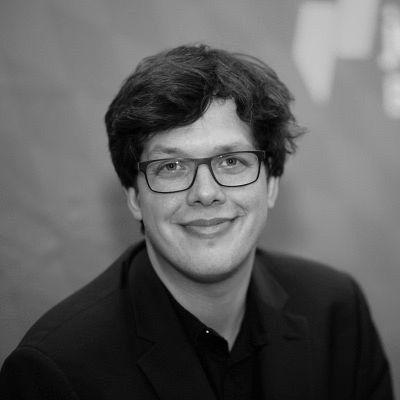 Lukas Köhler Headshot