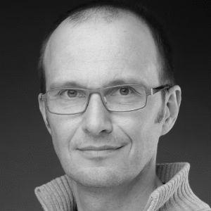 Prof. Dr. Lutz Berger Headshot