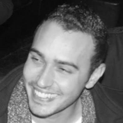 Maan Al-Majali Headshot