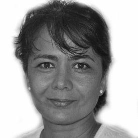 Madhusree Mukerjee Headshot