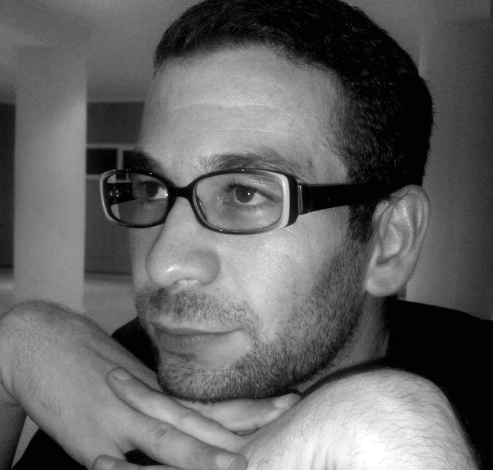 Madjid Serrah Headshot