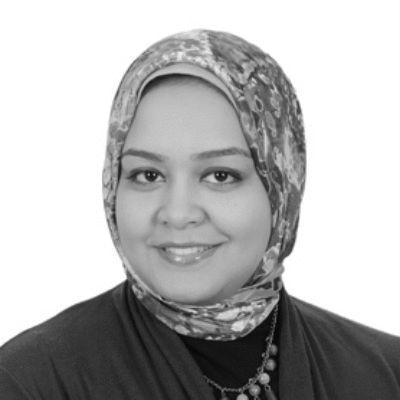 مها عمر Headshot
