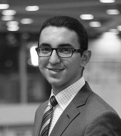 محمود ممـدوح Headshot