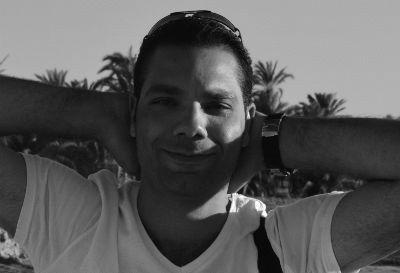 محمود الشريف Headshot