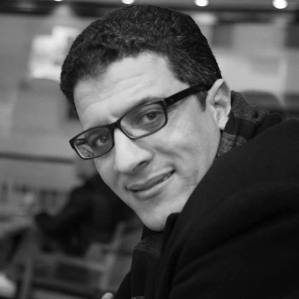 محمود عبد الشافي Headshot