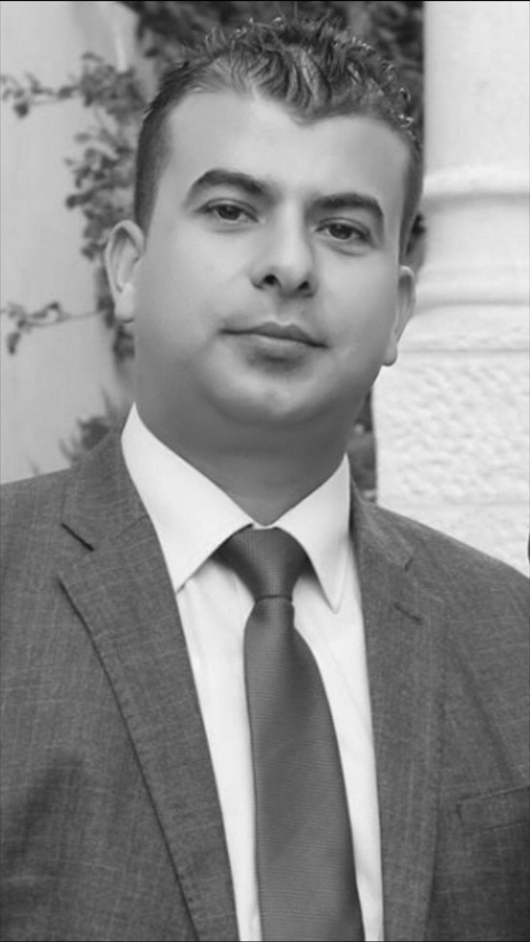 محمود ملحم   Headshot