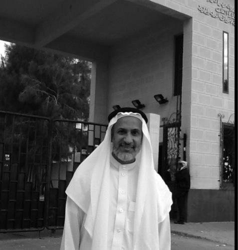 محمود المبارك Headshot