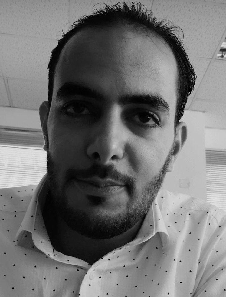 محمود جمعة محمد Headshot