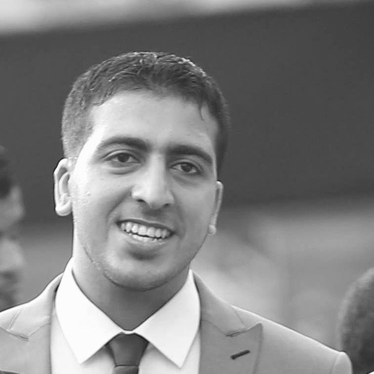 محمود حامد العيلة Headshot