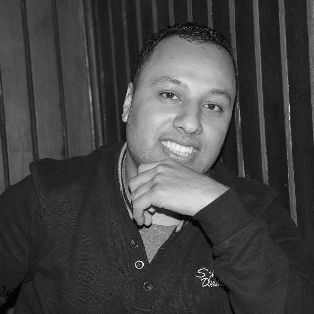 محمود محمد رزق Headshot