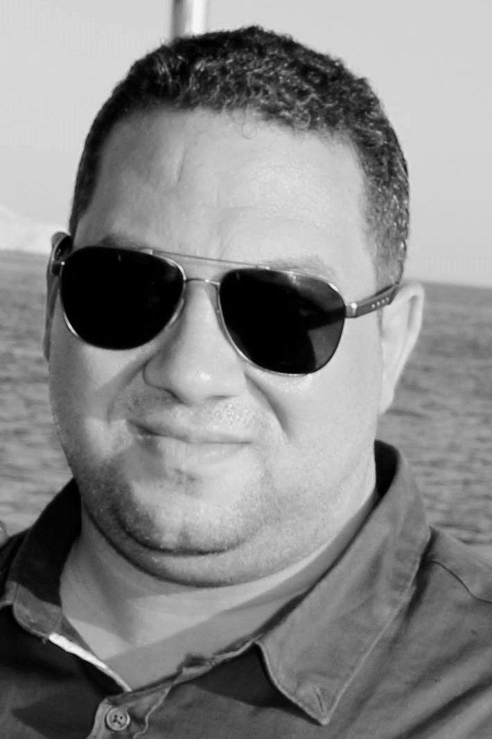 أمجد أبو العلا Headshot