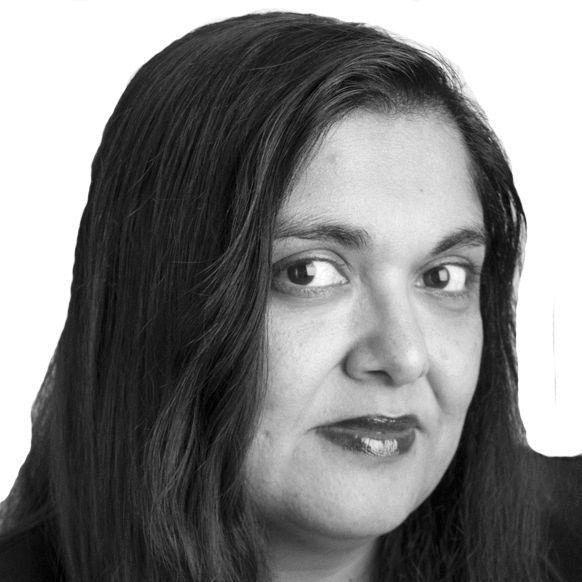 Manisha Sinha Headshot
