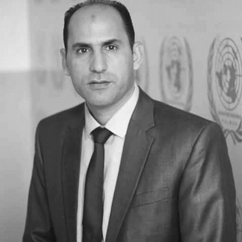 منصور أحمد أبو كريم Headshot