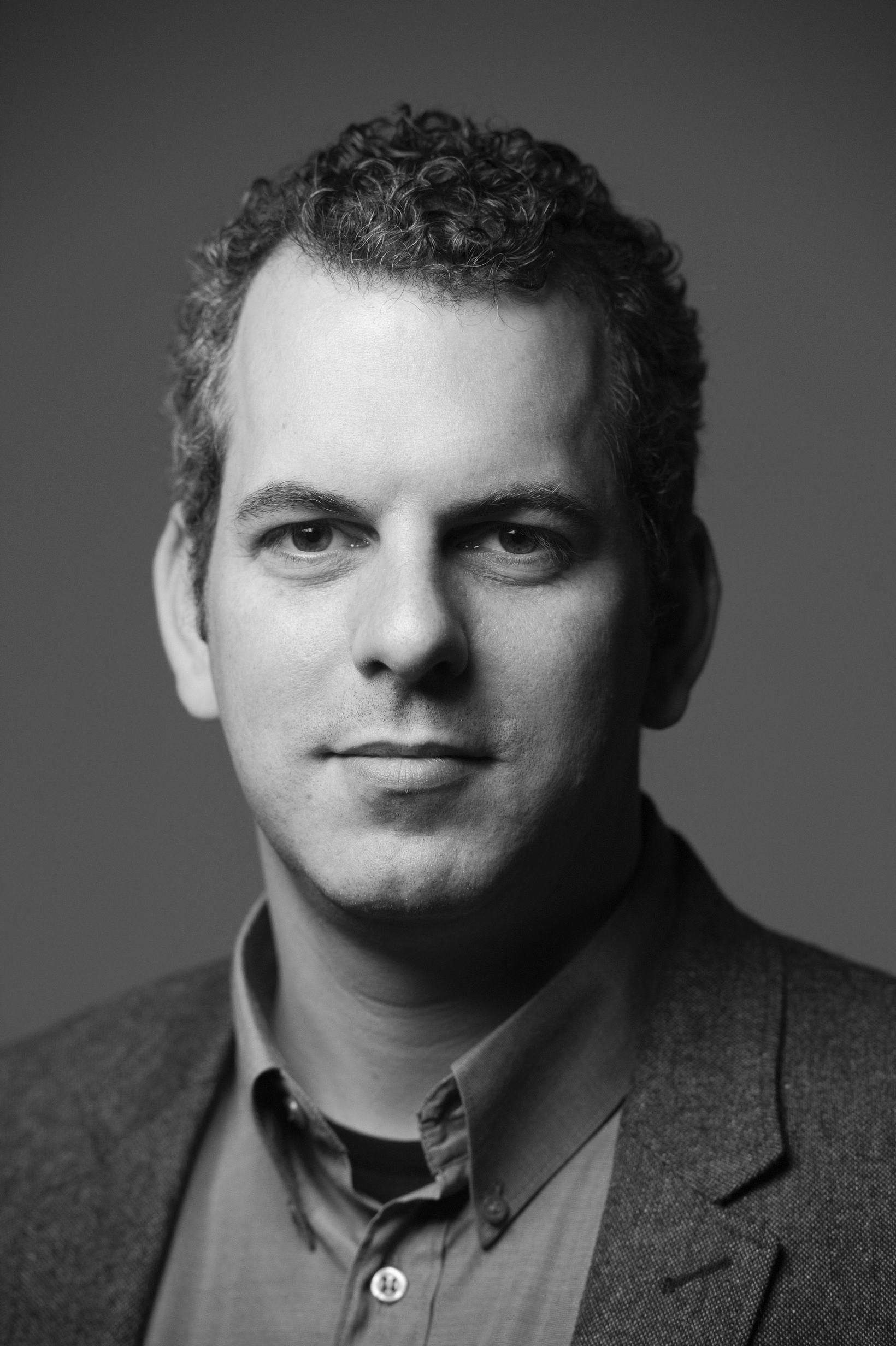 Marc-Andre Gagnon Headshot