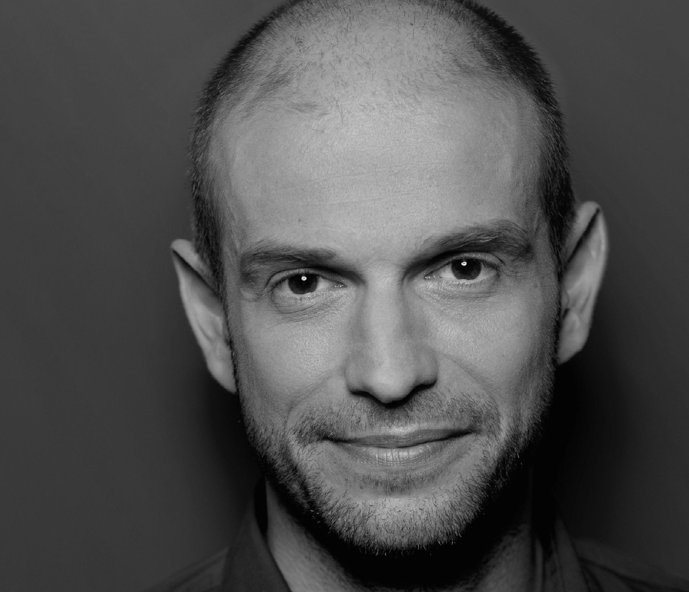Marco Bülow Headshot