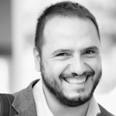 Marco Laudonio Headshot