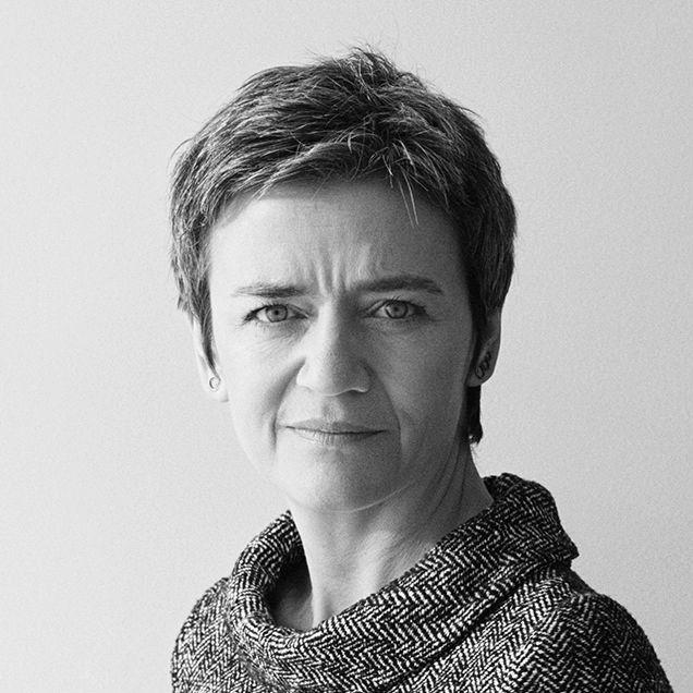 Margrethe Vestager Headshot