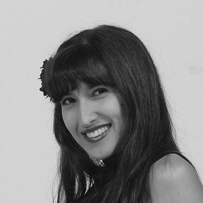 María De Sancha Rojo Headshot