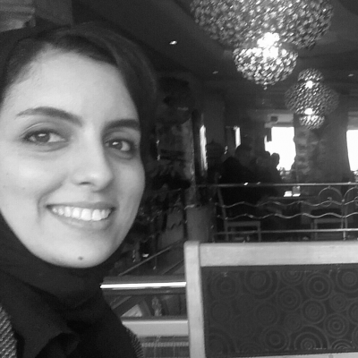مريم كرودي Headshot