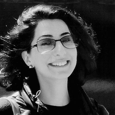Mariam Nazarian Headshot