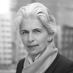 Dr. Marie-Agnes Strack-Zimmermann Headshot