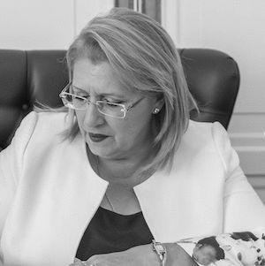 Marie-Louise Coleiro Preca Headshot