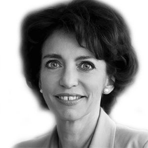 Marisol Touraine Headshot