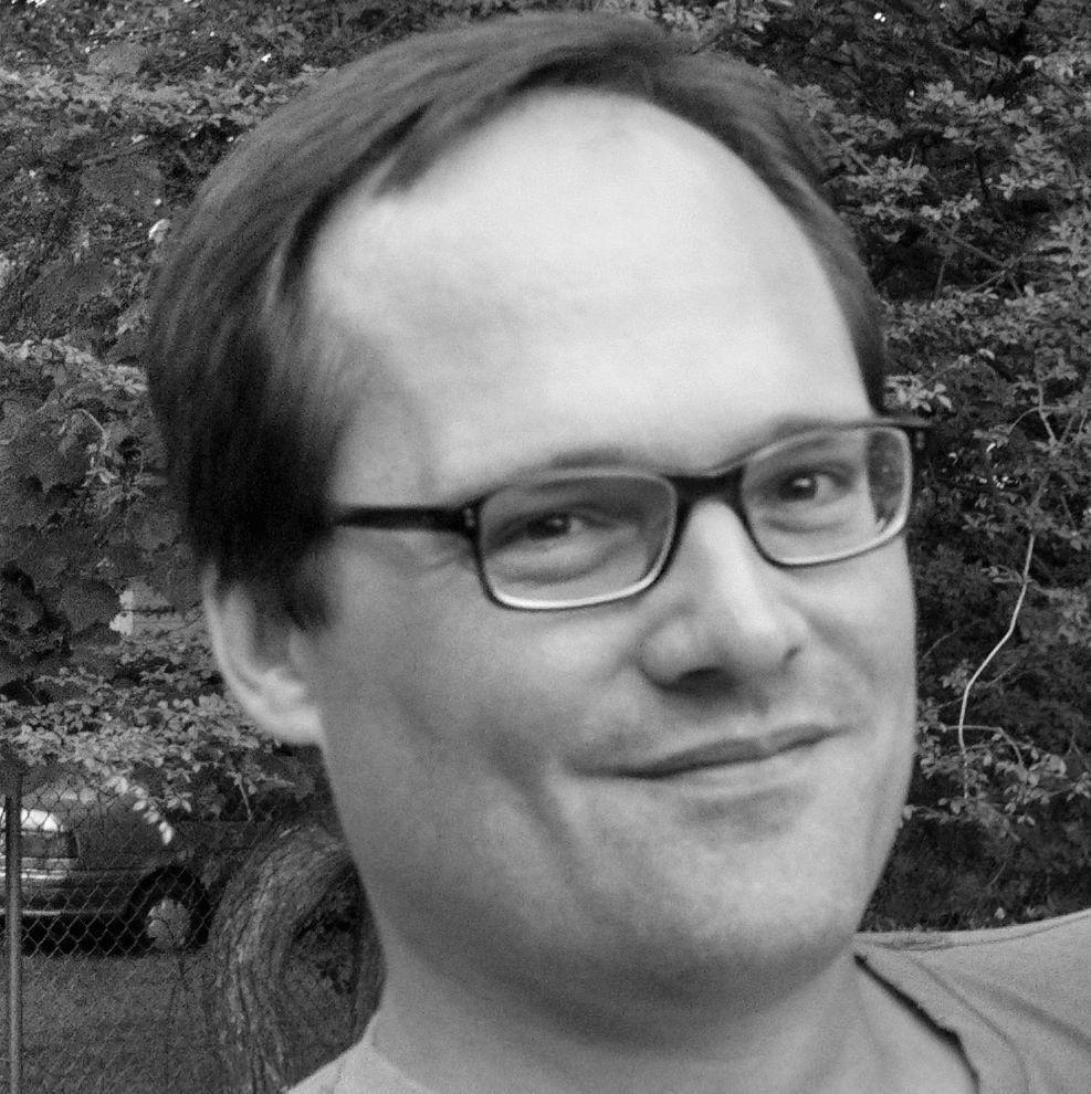 Mark Gongloff Headshot