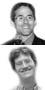 Mark Weisbrot and Robert Naiman Headshot