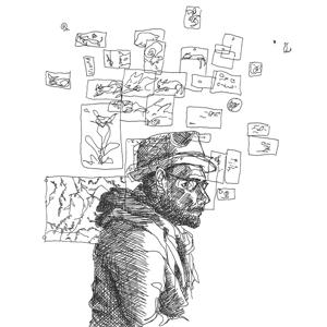 Mark Z. Danielewski Headshot