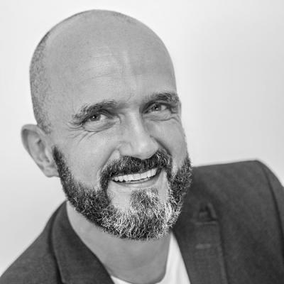 Markus Hornung Headshot