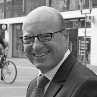 Markus Lewe Headshot
