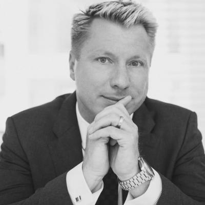 Markus Mingers Headshot