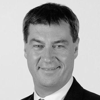 Dr. Markus Söder Headshot